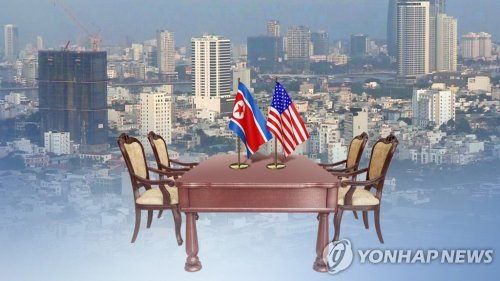 N.K. says discussions on denuclearization possible only after all threats are removed
